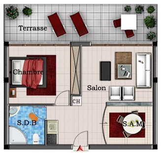 Appartement t2 - Amenager un t2 ...